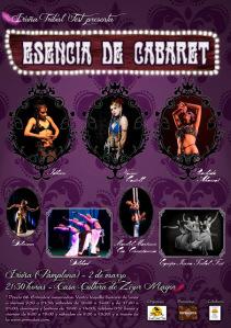 """""""ESENCIA DE CABARET"""" Festival Tribal y Oriental"""