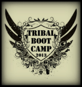 TRIBAL BOOT CAMP 2013 (28 al 31 marzo en barcelona)