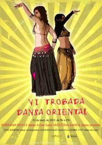 6ª TROBADA DANSA ORIENTAL 23 MARZO 2013 burriana ( CASTELLON)