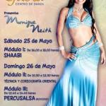 Talleres con Munique Neith 25 y 26 de Mayo en Vitoria (Álava)