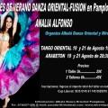 Talleres de Verano Danza Oriental-Fusión con Analia Alfonso (Pamplona)