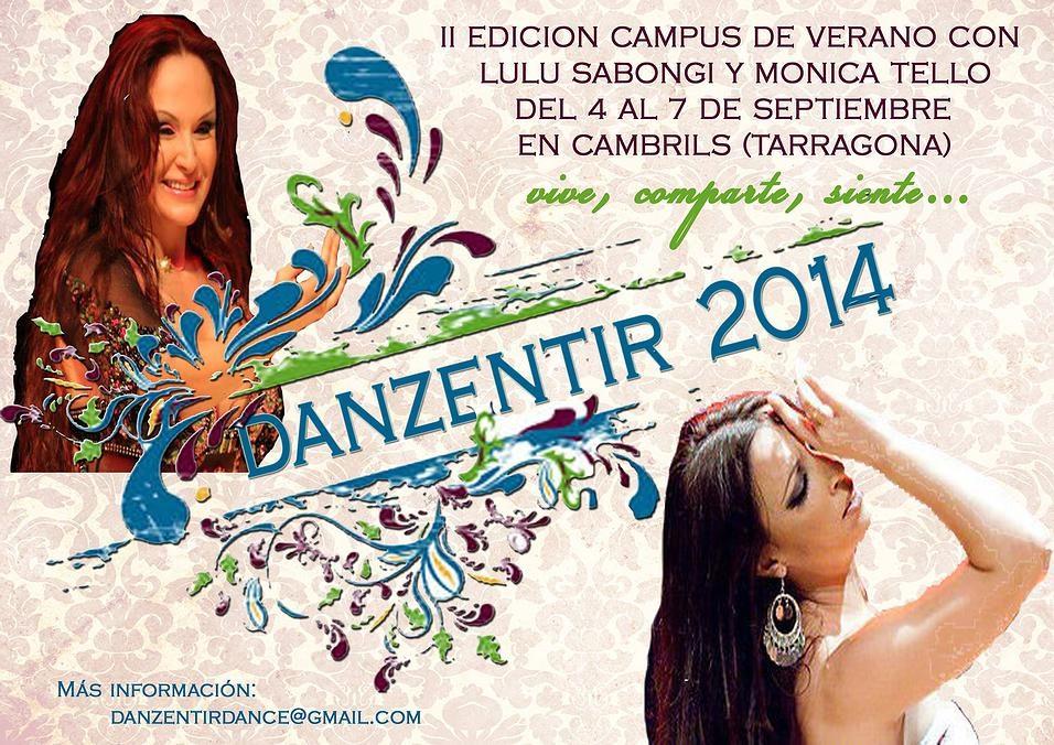 II Edición Campus Verano Danza Oriental y Flamenco en Tarragona