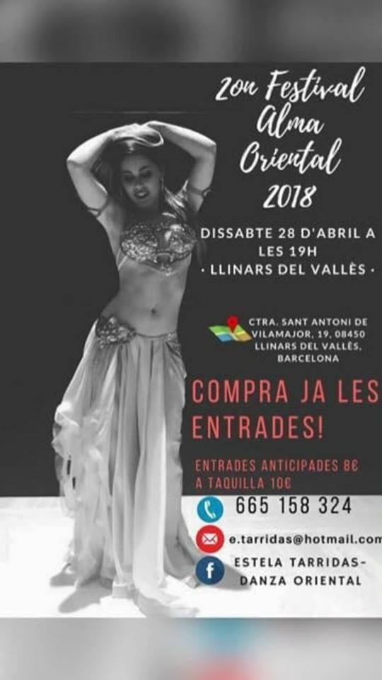 Festival Alma Oriental
